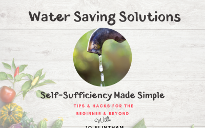 Episode #5 – Water Saving Solutions