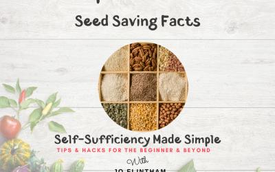 Episode #21 Seed Saving Facts
